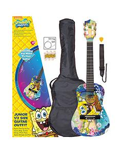 spongebob-squarepants-junior-12-size-guitar-outfit
