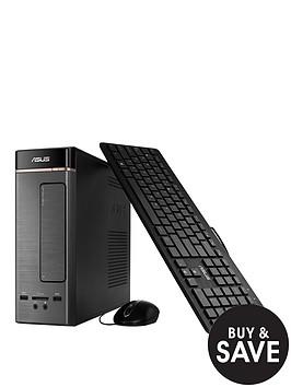 asus-k20ce-uk003t-intelregnbspcelerontradenbspprocessornbsp4gb-ramnbsp500gb-hard-drive-desktop-base-unit