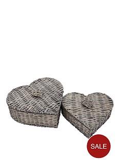 set-of-2-heart-shaped-lidded-baskets