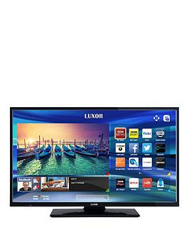 Luxor 32 Inch HdReady Freeview Hd Led Smart Tv With BuiltIn Dvd Player