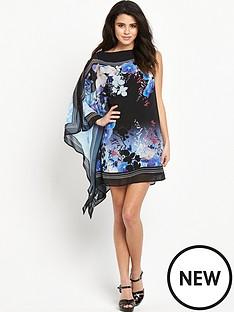 lipsy-night-orchid-print-ruffle-side-shift-dress