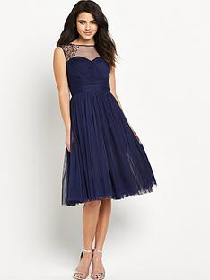 little-mistress-embellished-sheer-midi-dressnbsp