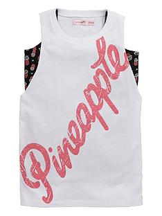 pineapple-pineapple-older-girls-double-layer-vest