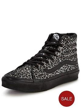 vans-sk8-hi-slim-metallic-leopard