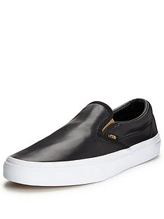 vans-vans-classic-slip-on-metallic-gore