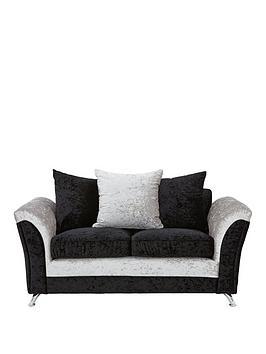 Very Zulu 2 Seater Fabric Sofa Picture