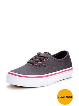 vans-authentic-children