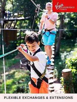 Virgin Experience Days Virgin Experience Days Go Ape Junior Tree Top  ... Picture