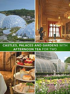 virgin-experience-days-castles-palaces-and-gardens-with-afternoon-tea-for-2nbspin-a-choice-of-4nbsplocations
