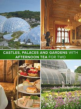 Virgin Experience Days Castles Palaces And Gardens With Aftern