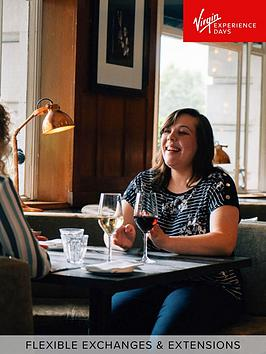 Virgin Experience Days Virgin Experience Days Two Course Meal With Wine  ... Picture