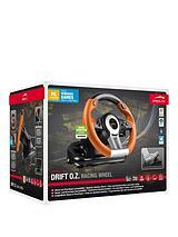 Speedlink Drift O.Z. PC Gaming Racing Wheel Black / Orange