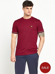 lyle-scott-sport-piping-t-shirt