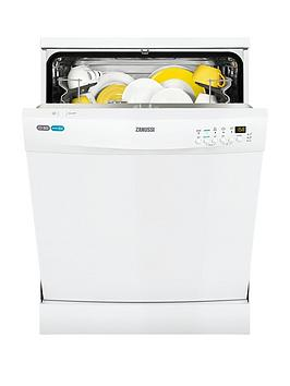 Zanussi Zdf26001Wa 13Place Dishwasher  White