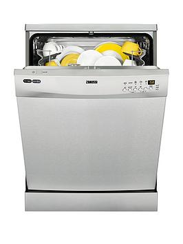 Zanussi Zdf26001Xa 13Place Dishwasher  Stainless Steel