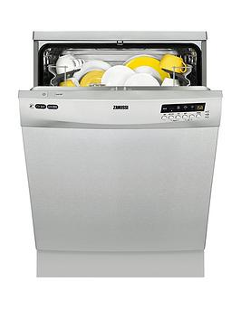 Zanussi Zdf26011Xa 13Place Dishwasher  Stainless Steel