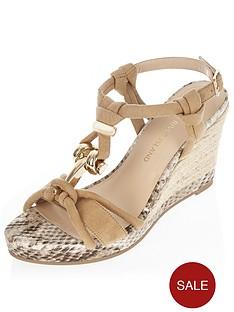 river-island-knot-front-snake-print-wedge-sandal