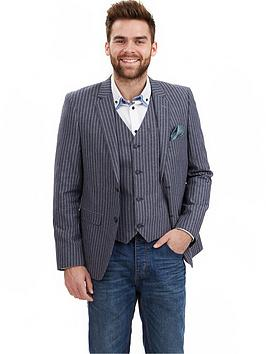 joe-browns-pinstripe-blazer