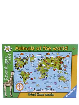 ravensburger-animals-of-the-world-giant-floor-puzzle
