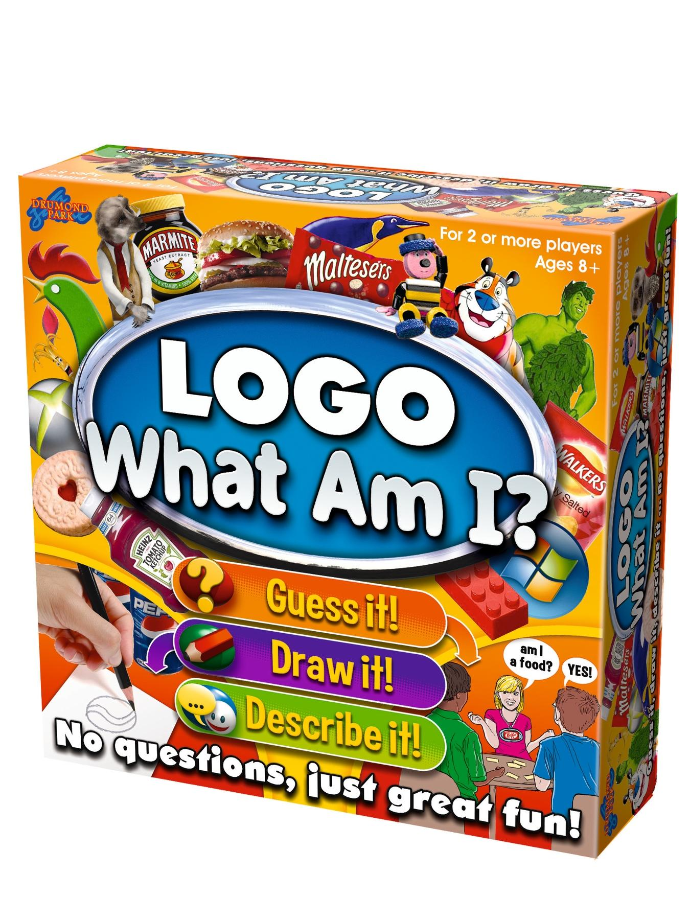 Logo 'What am I?'