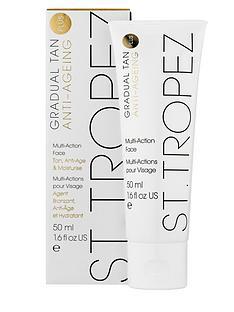 st-tropez-gradual-tan-with-anti-ageing-face-50ml-free-st-tropez-glow-and-go-gift-set