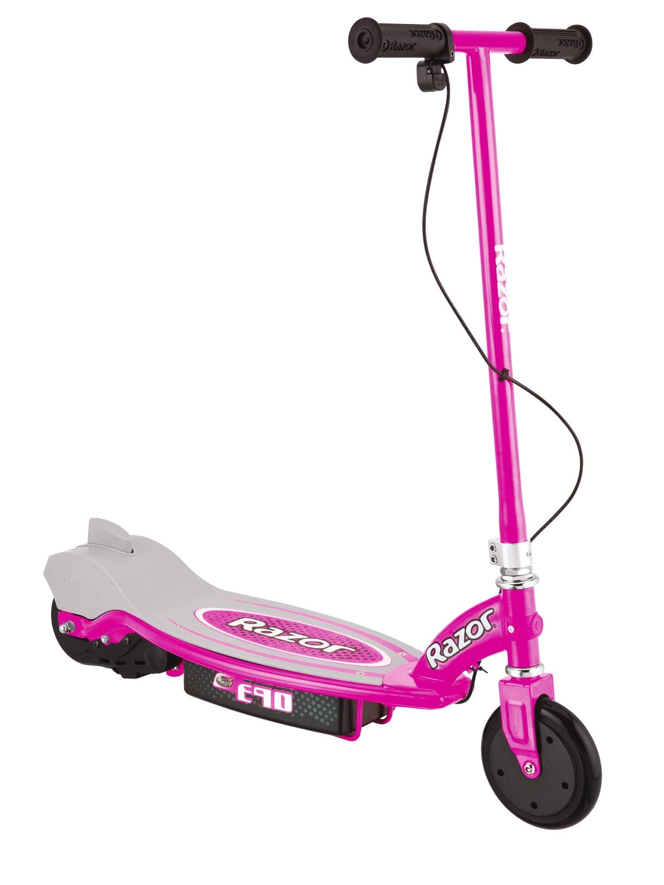 E90 Electric Scooter - Pink