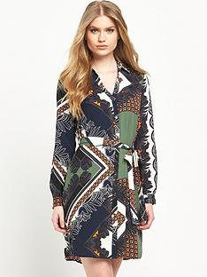 river-island-khaki-print-shirt-dress