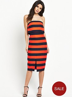 lavish-alice-stripe-print-bandeau-cropped-midi-dress