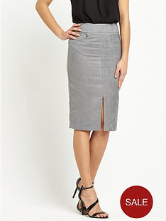 v-by-very-suedette-pencil-skirt