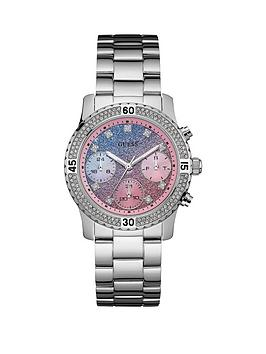 guess-guess-multi-glitter-dial-crystal-detailing-silver-stainless-steel-bracelet-ladies-watch