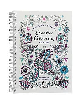 personalised-creative-colouring-premium-adults-colouring-book-travel-edition
