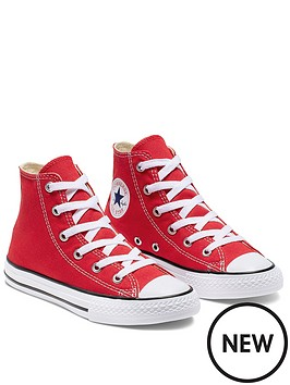 converse-chuck-taylor-all-star-hi-core-childrens-trainer-red