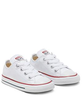 Converse Converse Chuck Taylor All Star Seasonal Infant Trainer - White Picture