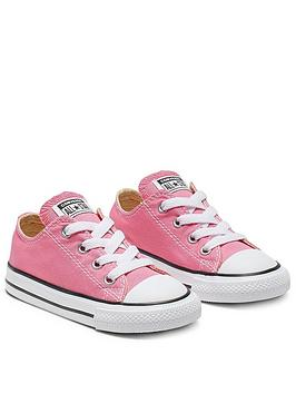 Converse Converse Chuck Taylor All Star Infant Trainer - Pink Picture