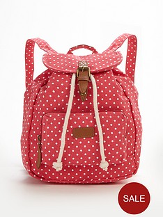 v-by-very-girls-polka-dot-backpack