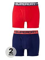 Superdry 2pk sport boxer