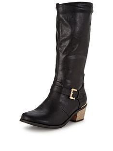 v-by-very-cliff-calf-boot-with-western-detailing-and-buckle