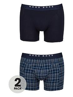hugo-boss-patternplainnbspcyclist-trunks-2-pack