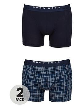 hugo-boss-patternplainnbspcyclist-trunks-2-pack