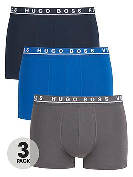 Hugo Boss Core Trunks (3 Pack)