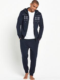 hugo-boss-logo-hooded-top