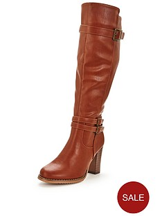 v-by-very-prospect-cleated-sole-buckle-detail-knee-high-cavalier-bootnbsp