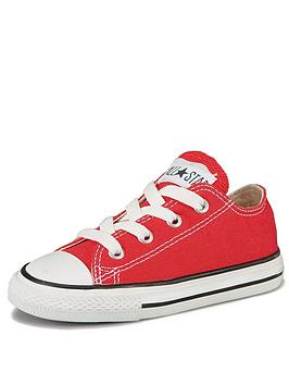 b995a73a6746 Converse Chuck Taylor All Star Ox Core Infant Trainer