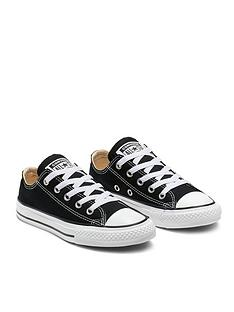 befc6d64d2de Converse Chuck Taylor All Star Ox Core Childrens Trainers