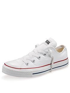 8bdd9288f6da Converse Chuck Taylor All Star Ox Core Childrens Trainer