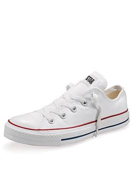 Converse Converse Chuck Taylor All Star Ox Core Childrens Trainer Picture