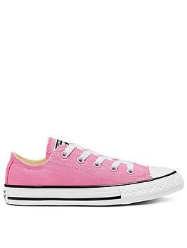 converse-all-star-ox-junior-plimsolls-pink