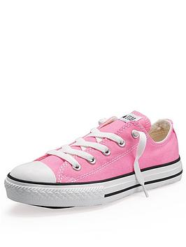 Converse Chuck Taylor All Star Ox Core Childrens Trainer ... 2be4994ff