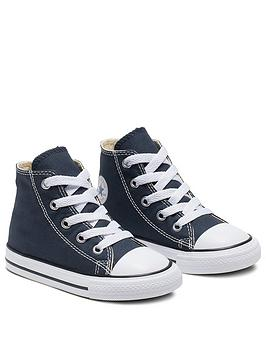 Converse Converse Chuck Taylor All Star Infant Trainer - Navy Picture