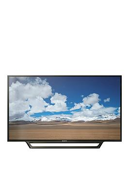 Sony Bravia Kdl32Rd433 32 Inch HdReady Tv With Freeview Hdd Rec And Usb Playback  Black